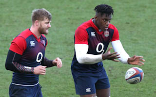 Itoje and Kruis commit to Saracens