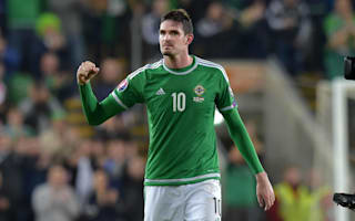 Northern Ireland striker Lafferty joins Birmingham on loan
