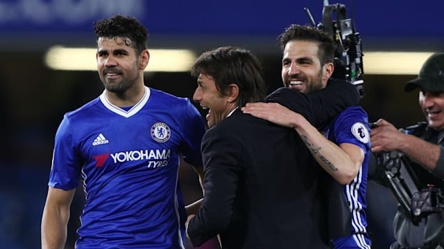 Conte urges Chelsea to take one more step for the title