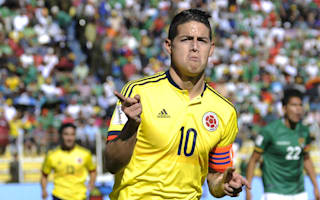 Colombia v Ecuador: James vows to let his football do the talking