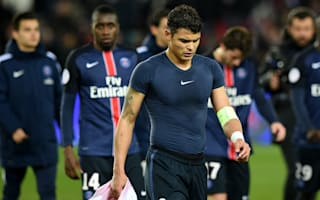 PSG played well in cruel Monaco defeat - Thiago Silva