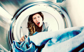 Why does my washing machine smell of damp?