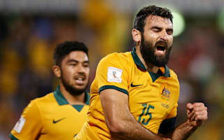 Australia 3 Kyrgyzstan 0: Jedinak and Cahill on target in Canberra