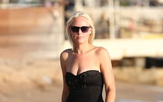 Apprentice star Stella English spotted on holiday in Cannes