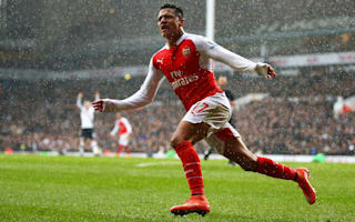 Tottenham 2 Arsenal 2: Sanchez salvages derby point for 10-man Gunners