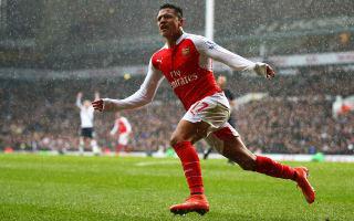 Tottenham 2 Arsenal 2: Sanchez salvages derby point for 10-man Gunners