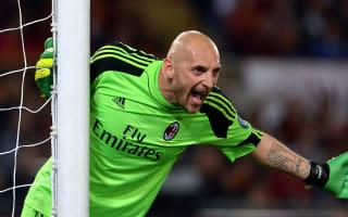 Abbiati frustrated despite Milan edging first leg