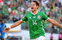 Mexico 1 Croatia 2: Hernandez breaks record in surprise loss