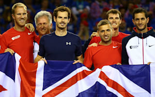 Great Britain name Davis Cup final line-up