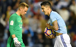 Barcelona's Ter Stegen sorry for errors