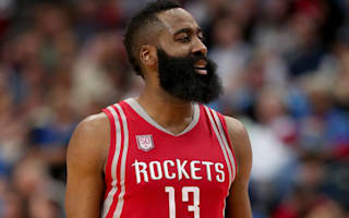 Harden stars with triple-double, Warriors bounce back