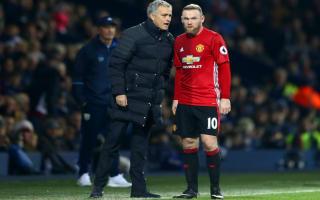 Rooney returns to United training