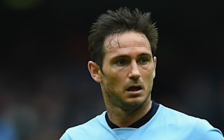 NYC star Lampard revels in historic hat-trick