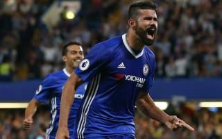 Conte calls on Costa to channel aggression