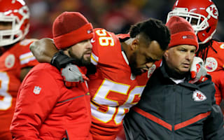 Chiefs leading tackler Johnson suffers ruptured Achilles in win