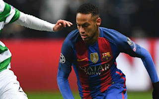 Neymar clash just handbags, insists Luis Enrique