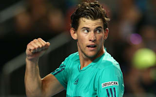 Thiem survives at Argentina Open but Fognini crashes out