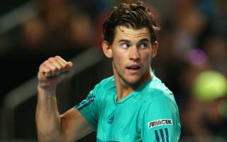 Thiem survives at Argentina Open but Fognini crashes out