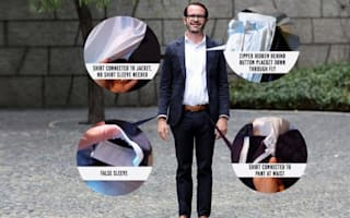 Is the Suitsy the answer to your workplace wardrobe woes?