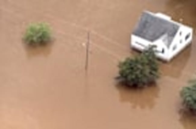 At least one dead in North Carolina flooding