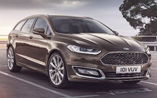 First drive: Ford Mondeo Vignale