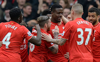 Liverpool 4 Stoke City 1: Origi stakes his claim with Dortmund looming