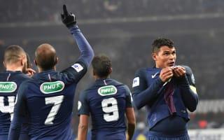 Paris Saint-Germain 7 Bastia 0: Draxler nets on debut to seal rout