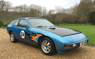 Top Gear's 'cheap Porsche' to go to auction