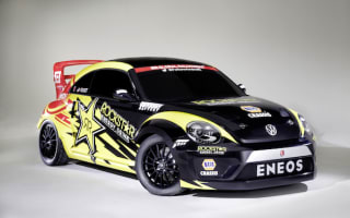 Herbie Goes Bananas: VW unveils extreme Beetle