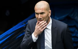 Zidane unperturbed by Benitez dig at Perez