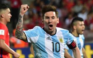 Messi names Rijkaard as his most important coach