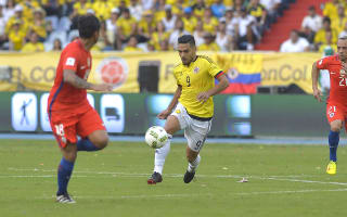 Falcao laments rushed Colombia