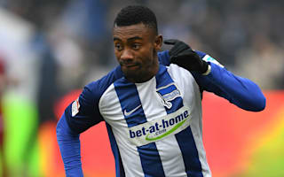 Kalou opts to stay with Hertha Berlin