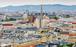 Vienna has the world's highest quality of living