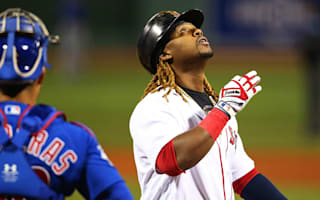 Ramirez powers Red Sox past Cubs, Nats pile on 23 runs
