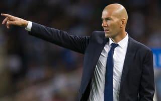 James impact earns Zidane's praise