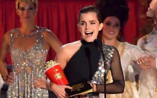 Emma Watson wins first gender-neutral acting award at MTV TV and Movie Awards