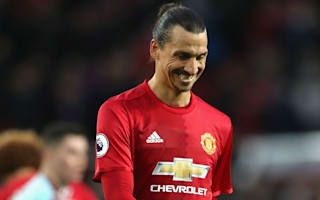 Ibrahimovic not suffering a dip - Shaw