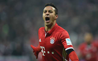 Thiago passed fit for Wolfsburg clash