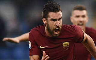 Strootman praises Roma's mental strength after derby win