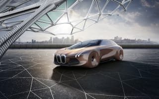 BMW unveils 'car of the future'