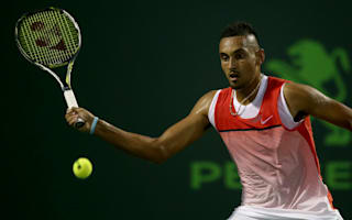 Kyrgios celebrates birthday by reaching Estoril last eight