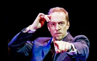 Derren Brown's cash made to disappear