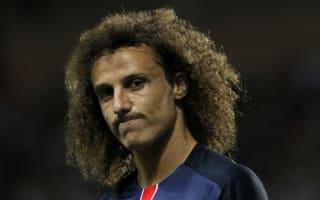 David Luiz lands back in Paris