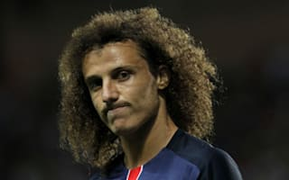 David Luiz lands back in Paris