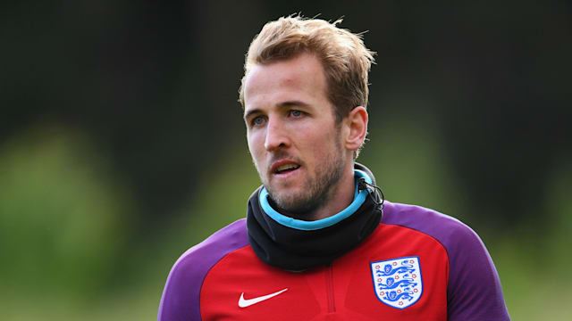 Confident Harry Kane is aiming for a Hampden hat-trick