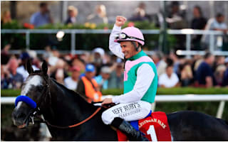 Arrogate puts 'Frankel on dirt' tag on the line at Dubai World Cup