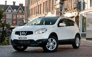 Steering wheel fault leads to Nissan Qashqai recall