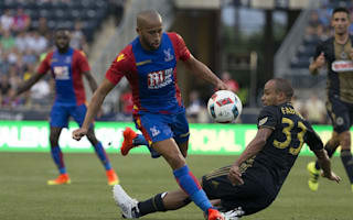 Townsend makes Palace debut in US draw