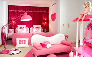 New for 2011: Barbie hotel rooms cater for kids